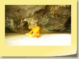 Swamy Jee deep meditation in Siddhar pulippani Cave in Thailand (2)