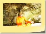Swamy Jee deep meditation in Siddhar pulippani Cave in Thailand (5)
