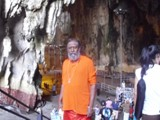 Swamy Jee visit to Battu Cave in Malaysia (1)